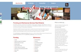 Dunn-Rite Plumbing and Maintenance